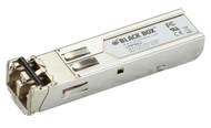 Black Box SFP, 155-Mbps Fiber with Extended Diagnostics, 1310-nm Multimode, 2 km LFP402