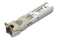 Black Box SFP, 1250Mbps, Extend Diag, 1000BASET, SerDes Interface, RJ45 LFP415
