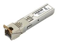 Black Box SFP SGMII Interface 1250 Mbps RJ45 10/100/1000BASE-T Ext Diag LFP416