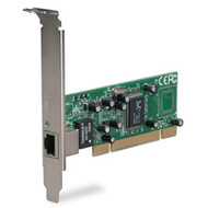 Black Box Pure Networking PCI Bus Network Adapter, 10/100/1000 LG9230CTX-32