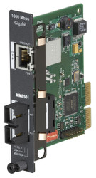Black Box Media Converter Gigabit Ethernet Multimode 850nm 220m SC LGC5108C-R4