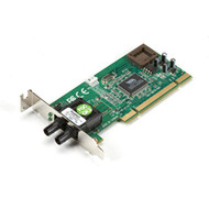 Black Box 100BASE-FX Fiber PCI NIC, ST Multimode LH1360C-ST