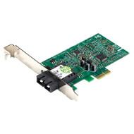 Black Box PCI-E Fiber Adapter, 100BASE-FX, Multimode, SC LH1390C-SC-R2