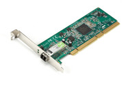 Black Box PCI Fiber Adapter, 1000BASE-SX, 64-/32-Bit, Multimode, LC LH1660C-LC