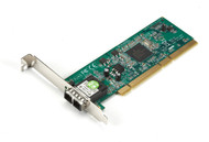 Black Box PCI Fiber Adapter, 1000BASE-SX, 64-/32-Bit, Multimode, SC LH1660C-SC