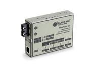 Black Box Media Converter Gigabit Ethernet Single Mode 1310nm 10km SC LMC1004A-R3
