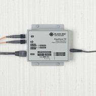 Black Box Wallmounting Hardware for DC powered FlexPoint Media Converters LMC206A-WALL-DC