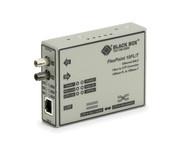 Black Box Media Converter Ethernet Multimode 850nm 2km ST LMC212A-MM-R3