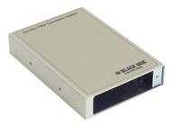 Black Box Dynamic Fiber Conversion System 1-Slot Power Chassis with (1) Univ LMC3016A