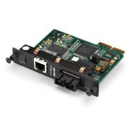 Black Box High-Density Media Converter System II, Layer 1 Module, 100BASE-TX LMC5023C-R3