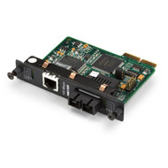 Black Box High-Density Media Converter System II, Layer 1 Module, 100BASE-TX to LMC5023C-R3