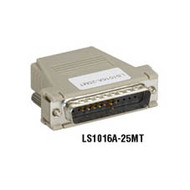 Black Box Console Port Adapter for the Advanced Console Server, DB25 Male DTE LS1016A-25MT