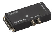 Black Box Async RS232 extender fiber DB25 Male ST Multimode MD940A-M