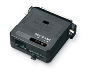 Black Box Async RS232 Extender over CATx DB25 F non-powered ME1821A-F