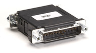 Black Box Asynchronous Modem Eliminator (AME), DB25, Male/Male ME201