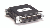 Black Box Asynchronous Modem Eliminator DB25 Female Male ME202