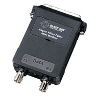 Black Box Async Fiber Optic Mini Modem, DB25 Female ME605A-FST