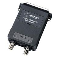 Black Box Async Fiber Optic Mini Modem, DB25 Male ME605A-MST