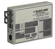 Black Box FlexPoint T1/E1 to Fiber Line Driver, Multimode, 5 km, SC MT662A-MSC