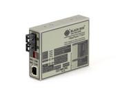 Black Box FlexPoint T1/E1 to Fiber Line Driver, Single-Mode, 28 km, SC MT663A-SSC