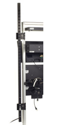 Black Box Vertical Metered PDU, 20-Amp, 120V, 30-Outlet, 5-20R, L5-20P PDUMV30-S20-120V