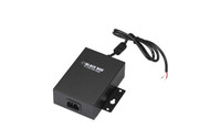 Black Box External 100-240-VAC Power Adapter, 12-VDC Stripped Ends Output, U.S. PS003A