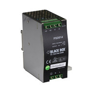Black Box DIN Mount Power Supply, 48-VDC Output PSD014
