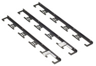 Black Box QuietCab Cable Managers, 42U, Vertical, Standard QCCMV-42U-S