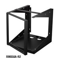 "Black Box Ultra Wallmount Rack - 25""D (63.5-cm), 11U 21""H (53.3-cm), Black RM050A-R2"