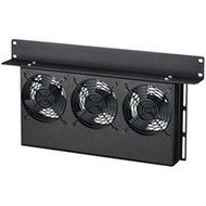 Black Box Rackmount Fan Tray, Vertical, 220V RM077-220V
