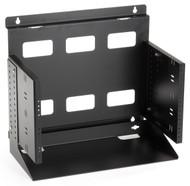"Black Box Wallmount Rack 12"" with Adjustable Shelf RM096A-R2"