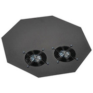 Black Box NetRack Top Fan Panel, Beige RM506-R3