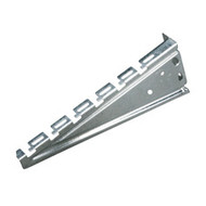 "Black Box BasketPAC Cable Tray Wall Bracket, 8"" RM730"