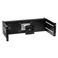 Black Box Pivoting Flat-Panel Monitor Mount for Racks RM983P
