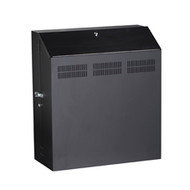 Black Box Low-Profile Secure Wallmount Cabinet - 6U RMT353A-R2