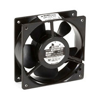 "Black Box 4.5"" Cooling Fan for Low-Profile Secure Wallmount Cabinets, 240-VAC RMT373AE-R2"