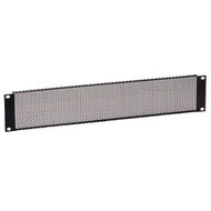 "Black Box Vent Panel, 2U (3.5""H) RMT946"