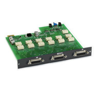 Black Box Gang Switch 4U DB15 A/B Card non-latching SM967A