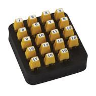 Black Box RJ45 Remotes 1-19 For The Sohotest Tester SOHOTEST-RJ45