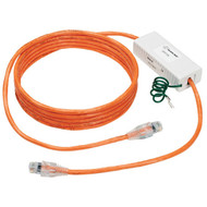 Black Box Cat6 Protected Patch Cord SP010A-R2