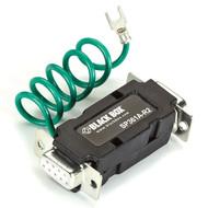Black Box RS-232 Surge Protector, DB9 SP361A-R2