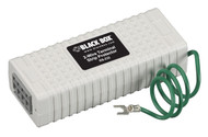 Black Box Quick-Connect Surge Protector, RS-422/423/485 and 10BASE-T, 2-Wire SP601A