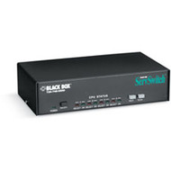 Black Box ServSwitch Secure KVM Switch - 2-Port SW721A-R2