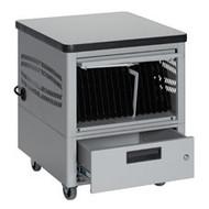 Black Box 16-Unit Tablet Locker Cart TABDEPC-16