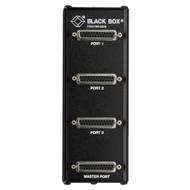 Black Box 3-Port (MS-3) Modem Splitter TL073A-R4