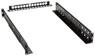Black Box 2U Universal Rail Kit URK2U
