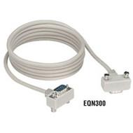 Black Box Flexi-Lite Cable - Parallel Printer DB25 Male/Centronics 36 Male, 6-ft EQN306-0006