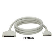 Black Box VHDCI 68 M to Micro D 68 M External Ultra2 LVD SCSI Cable, 6-ft. (1.8- EVMS26-0006