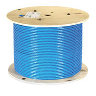 Black Box CAT7 S/FTP Bulk Cable, Solid, 1000-MHz, Plenum CMP, Blue, 1000-ft. (30 EYNC771A-1000