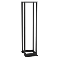 "Black Box Freedom Rack Plus with 23"" M6 Rails, 45U RM089A"